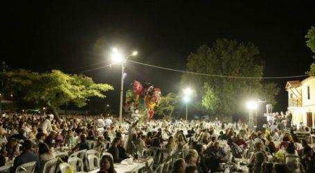Χιλιάδες κόσμου και φέτος στην 6η Γιορτή Αχλαδιού στα Πλατανούλια (φωτο)