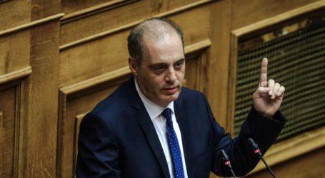 Στη Βουλή η αέρια ρύπανση στον Βόλο με ερώτηση του Κυριάκου Βελόπουλου