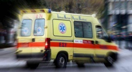 Τροχαίο ατύχημα στον Βόλο – Στο Νοσοκομείο δύο γυναίκες