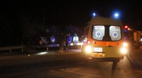 Τρομερό τροχαίο με αγριογούρουνα τη νύχτα στην εθνική οδό Λάρισας – Τρικάλων