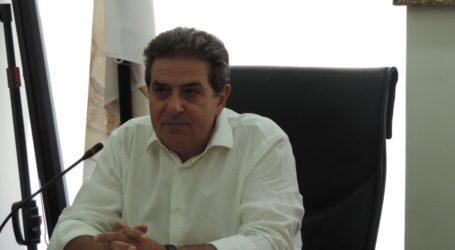 Ο Κώστας Δαμιανός νέος πρόεδρος του Δημοτικού Συμβουλίου Φαρσάλων (φωτό)