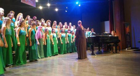 Θερμό χειροκρότημα των Λαρισαίων στην 2η συναυλία του 25ουΔιεθνούς Χορωδιακού Φεστιβάλ Λάρισας (φωτο – βίντεο)