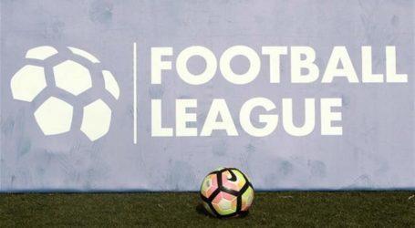Κι επίσημα στη Football League, Νίκη Βόλου και Καλαμάτα