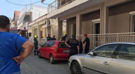 Στο πόδι γειτονιά στη Λάρισα από έκρηξη σε σπίτι – Δείτε φωτογραφίες
