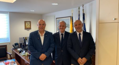 Στο Υπουργείο Τουρισμού ο Συμβολαιογραφικός Σύλλογος Εφετείου Λάρισας