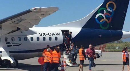 Άλλη μία πτήση στο εβδομαδιαίο πρόγραμμα της Olympic Air από Αθήνα για Σκιάθο