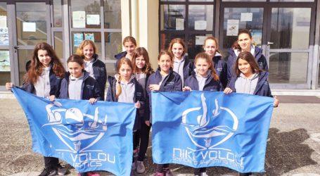 Ξεκινάνε οι εγγραφές στο τμήμα καλλιτεχνικής κολύμβησης της Νίκης Βόλου