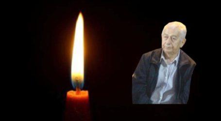 «Έφυγε» από τη ζωή ο πρώην δήμαρχος Ναρθακίου Δημήτρης Καπετάνος