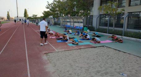 Ανακοίνωση του τμήματος κολύμβησης της Νίκης Βόλου για το προπονητικό team