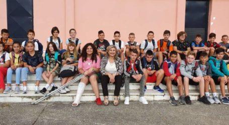 Το μήνυμα της Ευαγγελίας Λιακούλη στους μαθητές-τριες για τη νέα σχολική χρονιά
