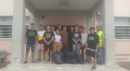 14o Λύκειο Λάρισας: Προσφορά βοήθειας με τη συλλογή «άχρηστων» καπακιών…