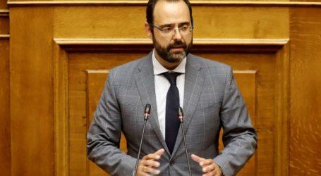 Κων. Μαραβέγιας: «Προτεραιότητα για τη Ν.Δ. η επιτάχυνση της κάλυψης κενών του ΕΣΥ και στο Βόλο»