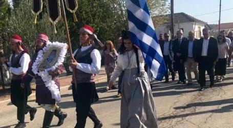 Χαρακόπουλος παρουσία απογόνων Αγίου Χρυσοστόμου στα Βούναινα: Εθνικό τραύμα η μικρασιατική καταστροφή!