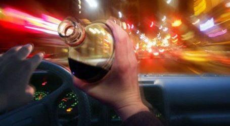 Βόλος: Χειροπέδες σε 53χρονο που οδηγούσε μεθυσμένος