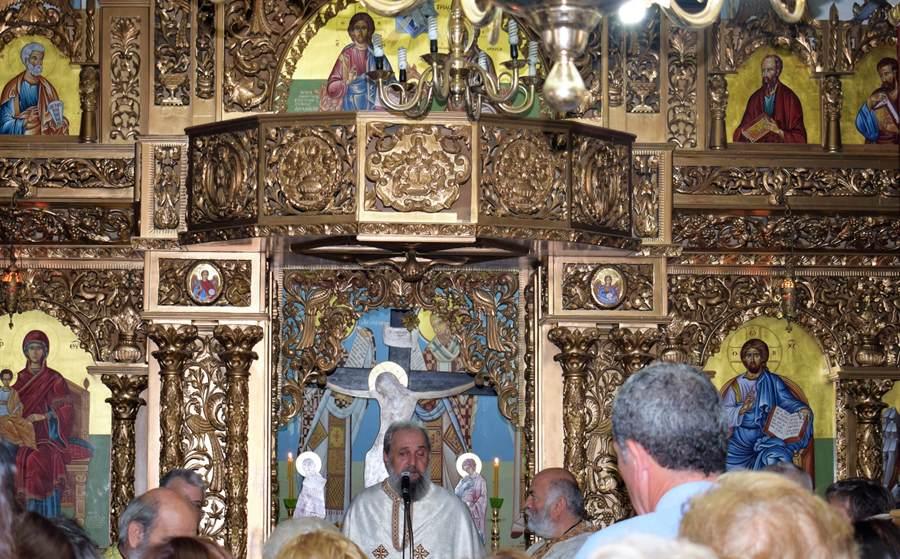Γιορτάστηκε «Το Γενέσιον της Θεοτόκου» στα χωριά του Δήμου Κιλελέρ