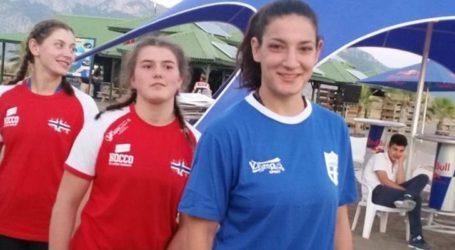 Σήκωσε την Λάρισα ψηλά η Λαρισαία πρωταθλήτρια Κατερίνα Πιτσιάβα! Χρυσό μετάλλιο και σημαιοφόρος της Ελλάδα (φωτο)