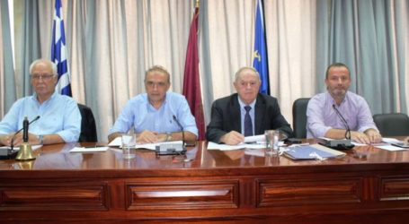 Αυτό είναι το νέο προεδρείο του Δημοτικού Συμβουλίου του Δήμου Λαρισαίων