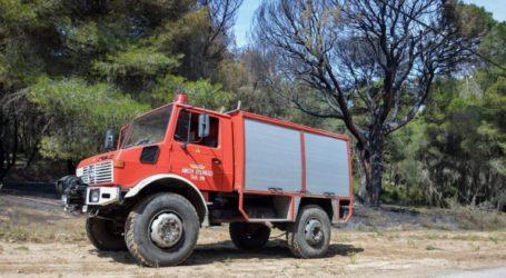 Μαγνησία: Απαγόρευση κυκλοφορίας σε δάση λόγω κινδύνου πυρκαγιάς