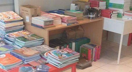 Σχολικά είδη μοίρασε το Κοινωνικό Παντοπωλείο δήμου Λαρισαίων