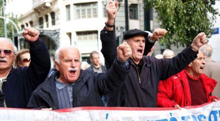 Κάλεσμα των Συνεργαζόμενων Συνταξιουχικών Οργανώσεων Λάρισας σε συγκέντρωση διαμαρτυρίας