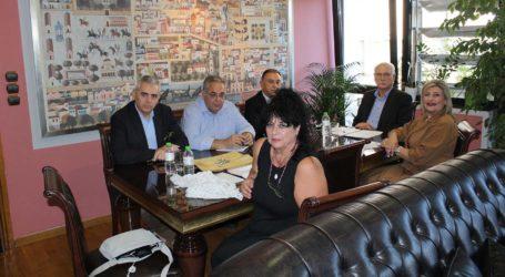 Σύσκεψη για το προσφυγικό: Όχι σε επέκταση της δομής του Κουτσόχερου είπαν δήμαρχος και βουλευτές (video)