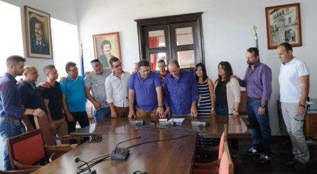 Ανέλαβαν καθήκοντα έντεκα μόνιμοι υπάλληλοι στον Δήμο Ζαγοράς – Μουρεσίου