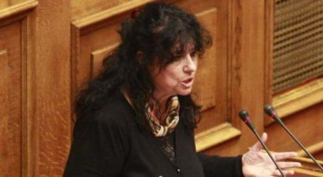 Η Άννα Βαγενά για τη λειτουργία του 1ου Κέντρου Αποτέφρωσης Νεκρών