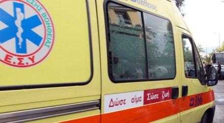 ΤΩΡΑ: Από το… τιμόνι στο Νοσοκομείο 49χρονος Βολιώτης