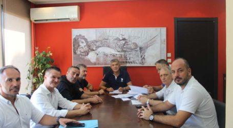 Προχωρά η μελέτη για την κατασκευή νέας Μονάδας Επεξεργασίας Απορριμμάτων (ΧΥΤΥ) στην Π.Ε. Λάρισας