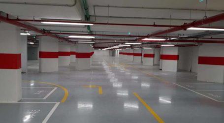 Την κατασκευή δύο νέων υπόγειων πάρκινγκ μέσα στη Λάρισα μελετά η δημοτική αρχή!