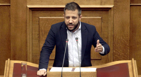 Ο Αλ. Μεϊκόπουλος για την αναθεώρηση του προϋπολογισμού του Νοσοκομείου Βόλου