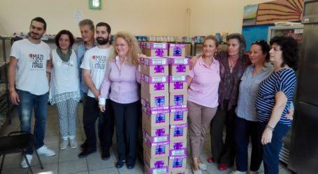 Δωρεάν προϊόντα σε ανήλικα κορίτσια από τον Δήμο Βόλου