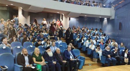 «Ποτέ ξανά φασισμός» βροντοφώναξαν οι μαθητές της Μαγνησίας