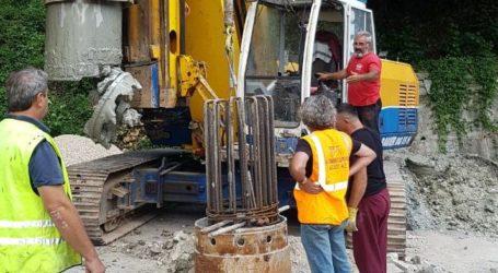 Σε εξέλιξη εργασίες στο οδικό δίκτυο Βόλου – Ζαγοράς