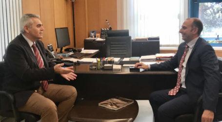 Χαρακόπουλος: «Να μην πληρώνουν διόδια οι δημότες Τεμπών»