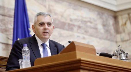 Χαρακόπουλος για μεταναστευτικό: «Τι θα γίνει σε 6 μήνες με όσους μεταφερθούν στην ηπειρωτική Ελλάδα;»