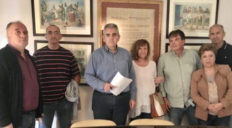 Ζήτησαν σε συνάντηση με τον Μ. Χαρακόπουλο: «Προβάδισμα εργαζομένων στις αποζημιώσεις από εκκαθάριση ΕΑΣ»
