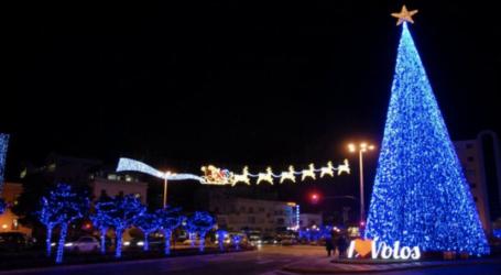 Όλοι «ναι» -εκτός Αποστολάκη- για τη διαφήμιση του Χριστουγεννιάτικου Βόλου!