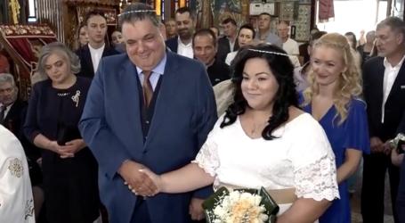 Δε φαντάζεστε τι έκανε Βολιώτισσα νύφη την ώρα του γάμου της με Λαρισαίο [βίντεο]
