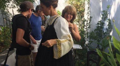 Τηλεοπτική προβολή της Σκοπέλου μέσω εκπομπής Αγγλικού καναλιού
