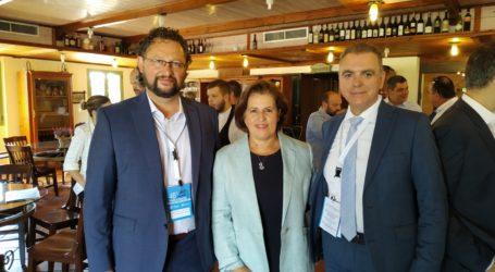 Στη Χαλκίδα το Επιμελητήριο Μαγνησίας για τη Γενική Συνέλευση Ομίλου Ανάπτυξης Νήσων