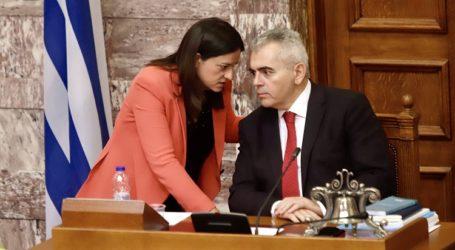 Χαρακόπουλος σε Κεραμέως: Να διοριστούν όλοι οι επιτυχόντες του διαγωνισμού ΑΣΕΠ 2008