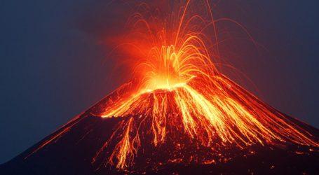 «Μικροί ηφαιστειολόγοι» στο Μουσείο Φυσ. Ιστορίας Βόλου
