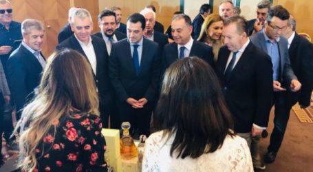 Κόκκαλης στο Φεστιβάλ Θεσσαλικού Οίνου: Αφήσαμε για το ελληνικό κρασί έργο – παρακαταθήκη που πρέπει να συνεχιστεί