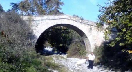 Έγκριση εργασιών στο γεφύρι στο Λουζίνικο από το υπουργείο Πολιτισμοόυ