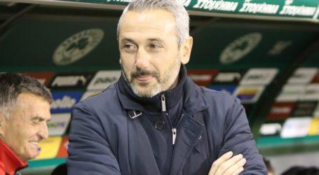 Ο Σπύρος Μπαξεβάνος ο νέος προπονητής της Παναχαϊκής