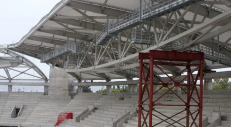 Επεκτείνεται το στέγαστρο στην «Αγια-Σοφιά» – Ποδόσφαιρο – Super League 1 – A.E.K.