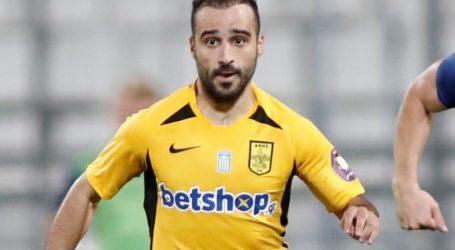 Το παλεύει ο Φετφατζίδης για Παναιτωλικό – Ποδόσφαιρο – Super League 1 – Άρης