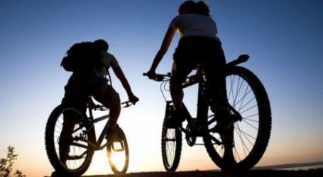 Ποδηλατοπορεία στον Βόλο ενάντια στην καύση απορριμμάτων