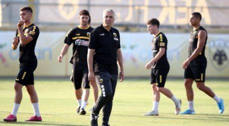 Πίσω στη δουλειά στην ΑΕΚ – Ποδόσφαιρο – Super League 1 – A.E.K.